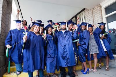 Dorsey Graduation