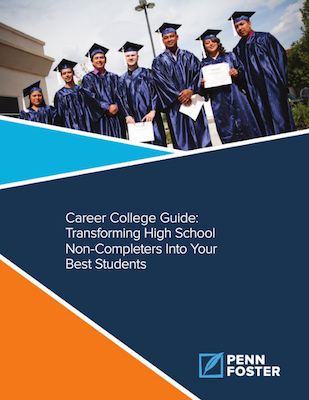 Guide to Increasing Enrollments with a High School Completion Program Ebook