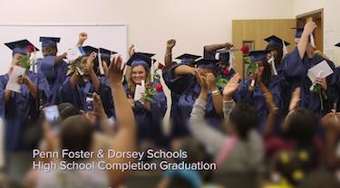 Penn Foster Dorsey Graduation