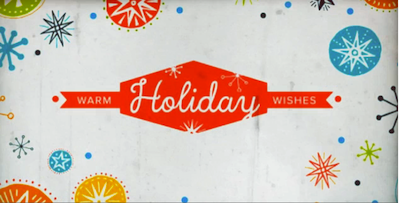 Happy Holidays Penn Foster 2014