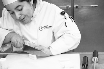 Nina Aguirre – Penn Foster Graduate, IOT Culinary Student