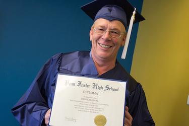 Adult Penn Foster High School Graduate