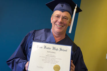 Penn Foster High School Graduate