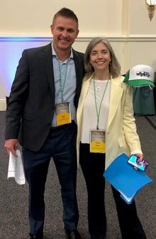 Andy Hall & Laura Kohn
