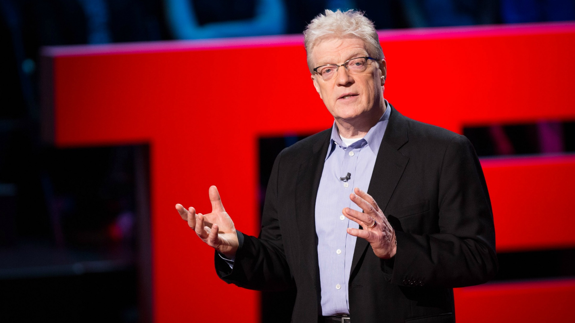 Ken Robinson TED
