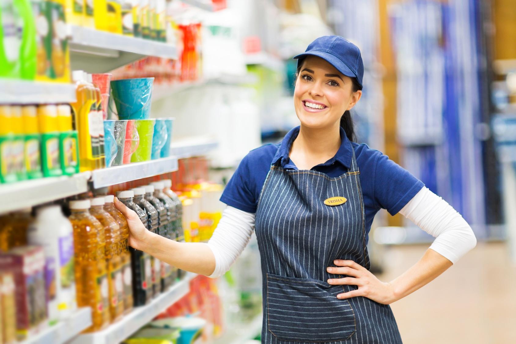 Retail Employee