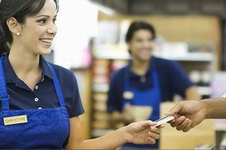 Retail Shop Worker