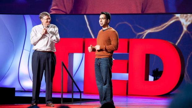 Sal Khan TED Talk