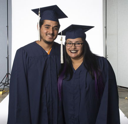 Penn Foster Graduates Smiling