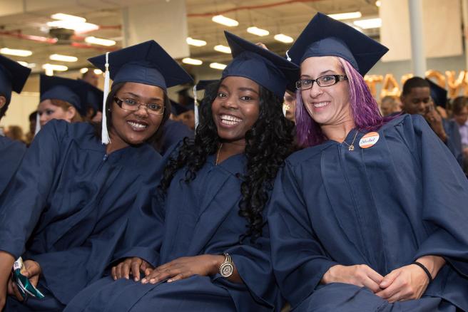 Penn Foster 2016 Graduates Smiling