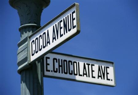 hershey pa street signs