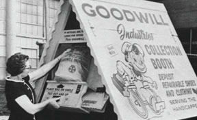 Goodwill history archived photo