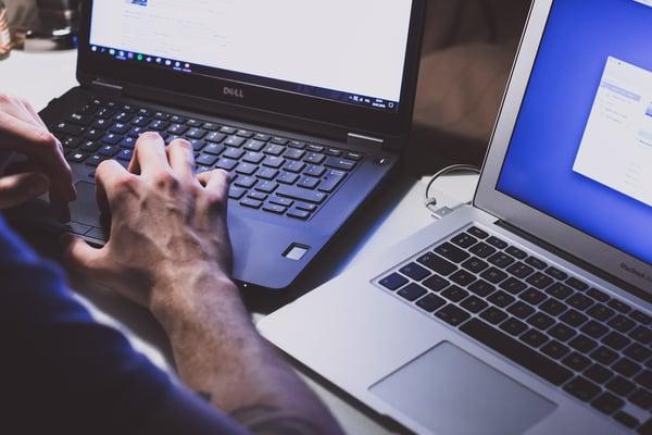 Employee Typing
