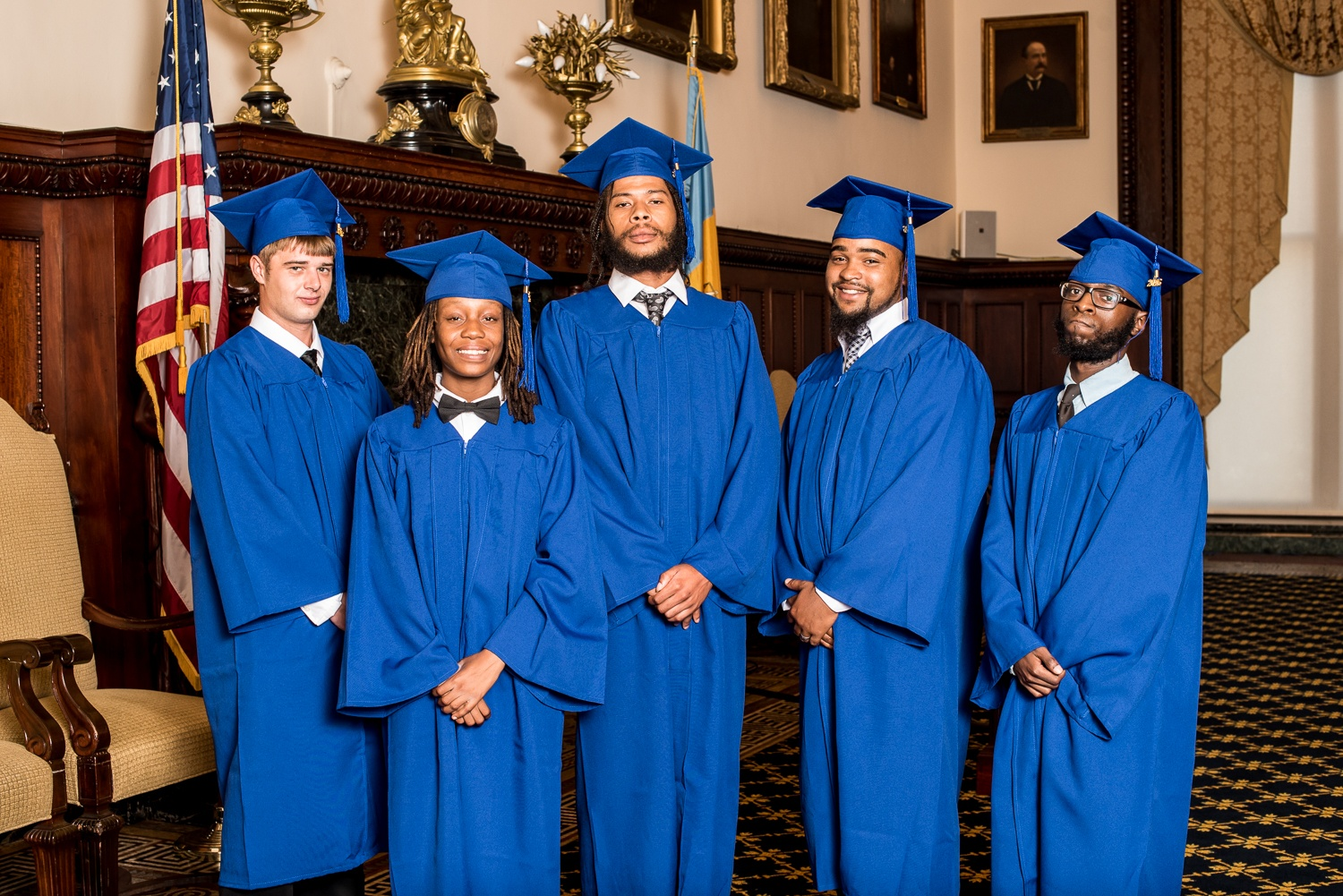Penn Foster Graduates from The Choice is Yours Program