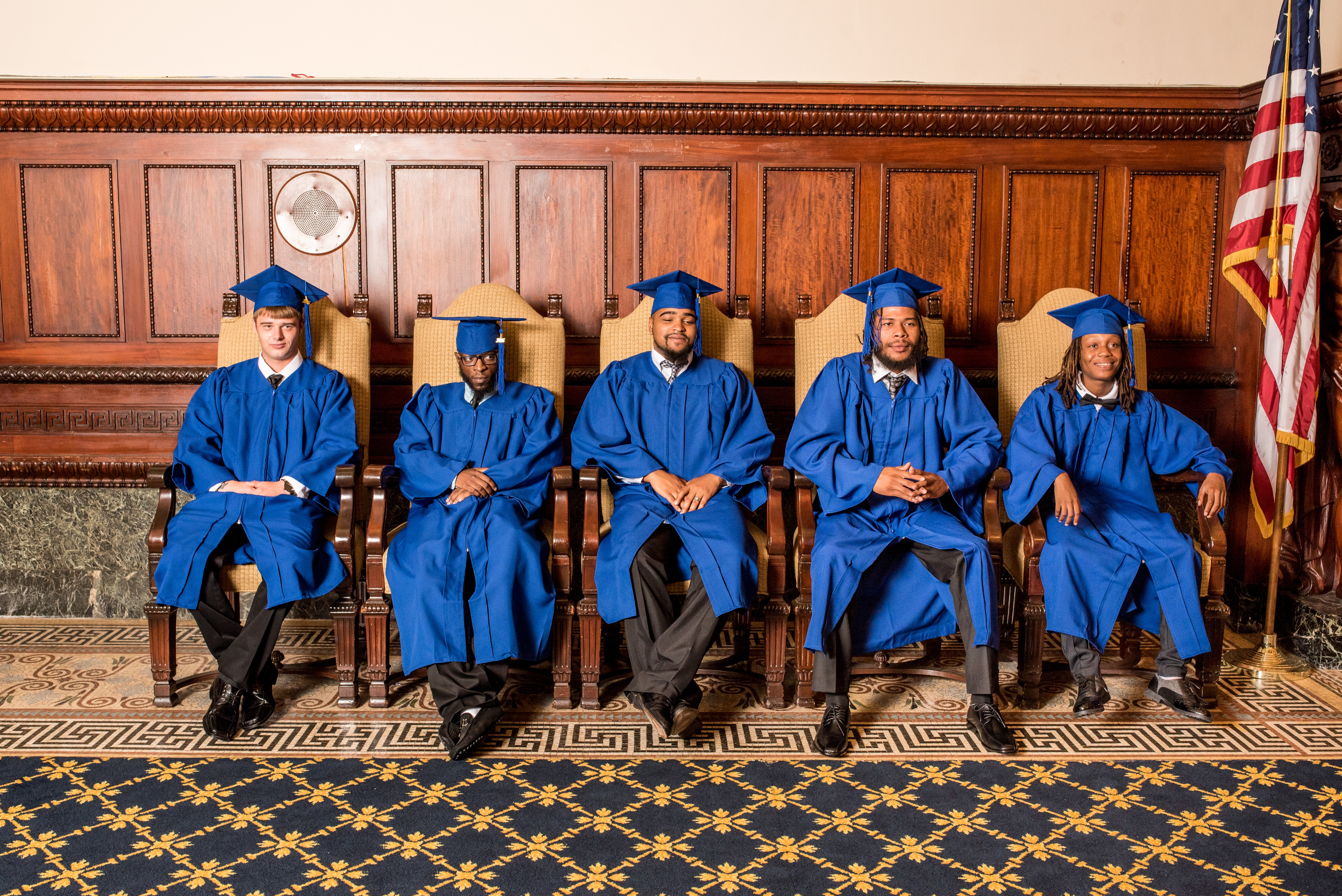 JEVS TCY Penn Foster Graduates