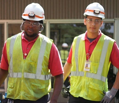 MetroPower Electrician and Apprentice