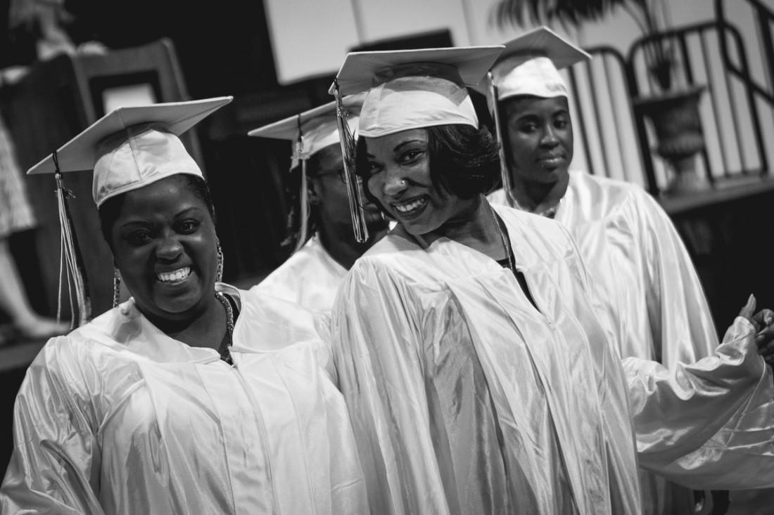Blue Cliff College Graduates 2015