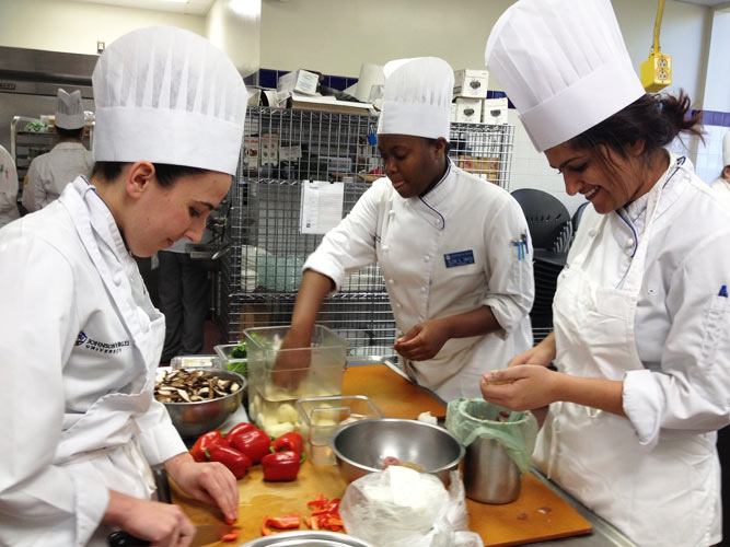 Culinary Students