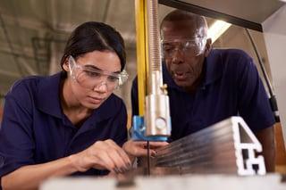 Apprentice on-the-job Training