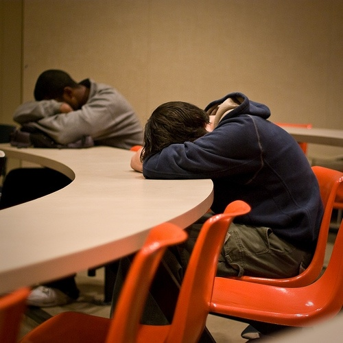 Disengaged Students