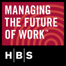 Managing the future of work_Postcast Image